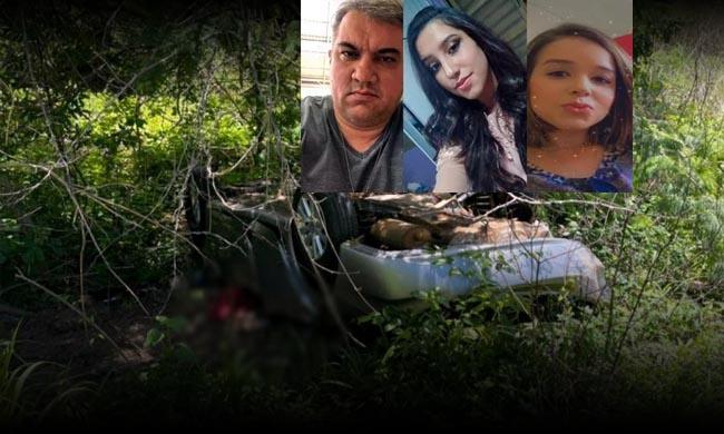 Tragédia: Encontrado carro com 3 corpos da família do DF que desapareceu na  Bahia. VÍDEO – Vitória da Conquista Notícias . VCN // BLOG DO MARCELO ::  Bahia